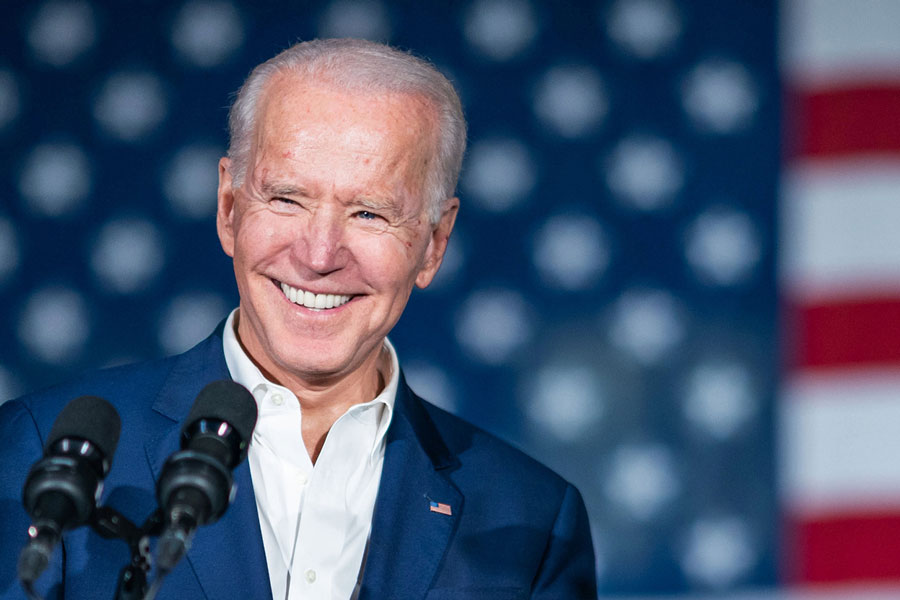 President Joseph R. Biden Jr. is only the second Catholic President in the history of the United States.