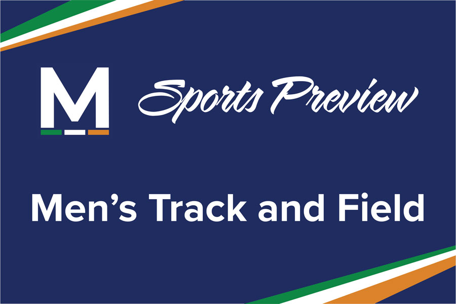 Spring sports preview: Men's track and field