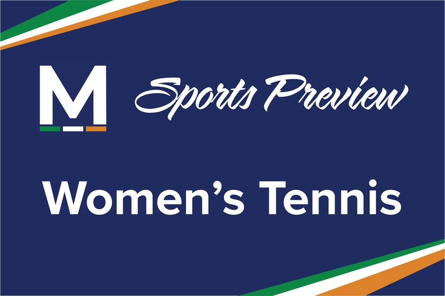 Spring sports preview: Women's tennis