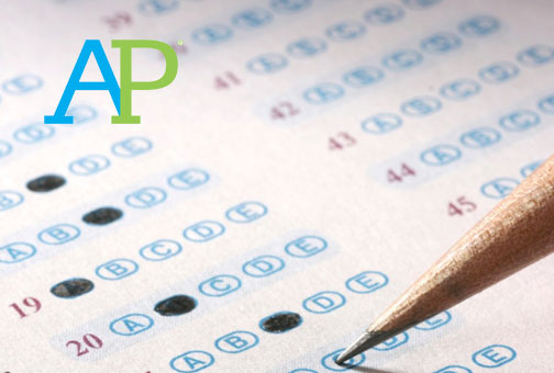Students taking AP exams should check their email for a message from Mrs. Kimberly Carver regarding their testing schedule.