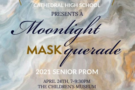 The senior prom will take place April 24 at the Children