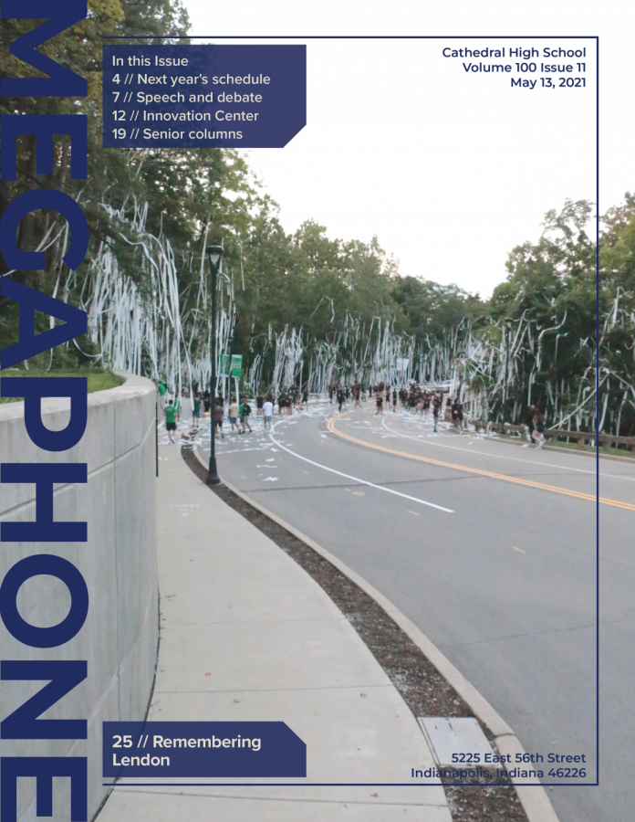 Volume 100 Issue 11 – May 13, 2021