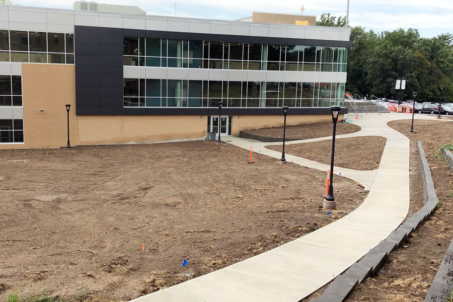 The new Innovation Center is on the cusp of fully opening.