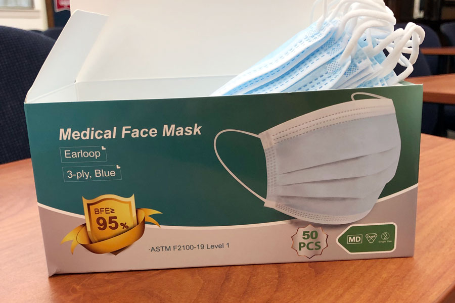 All students, faculty and staff, along with visitors, once again are required to wear masks on campus as of Sept. 1.