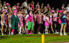 School recognizes Breast Cancer Awareness Month