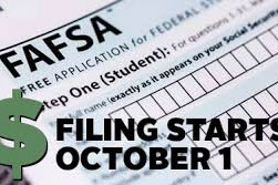 Online financial aid portal open as of Oct. 1