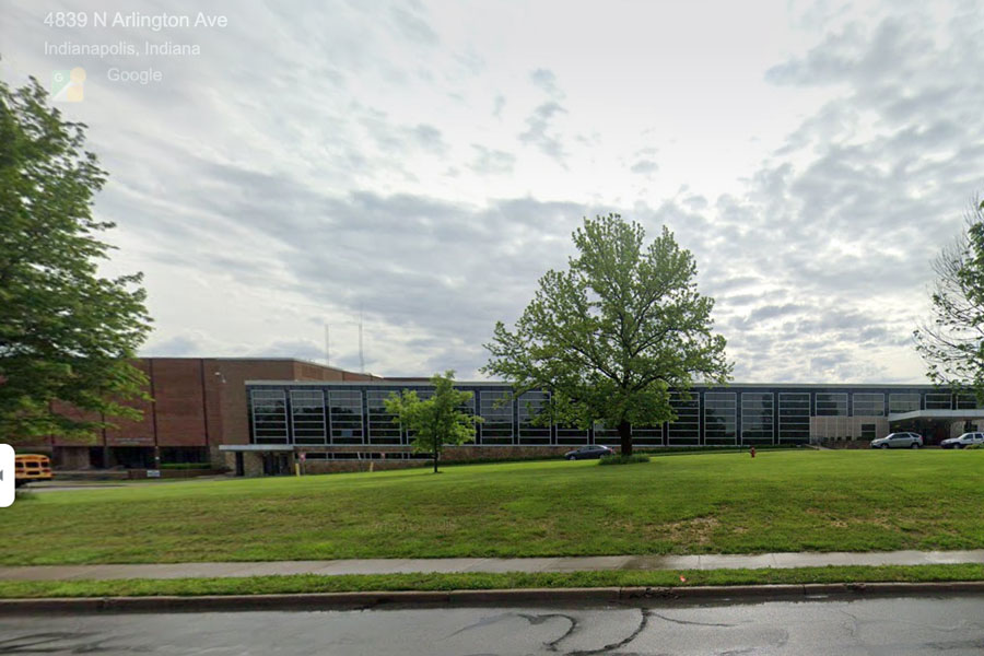 The+Irish+play+their+home+football+games+at+the+stadium+behind+what+is+now+Arlington+Middle+School.+