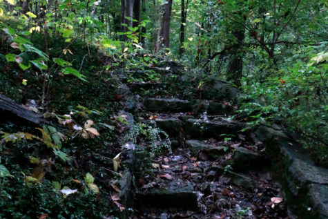 The trail will be even more spooky on Oct. 16 for the Champions Together event.