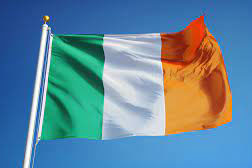 The colors of the flag of Ireland will be in full view on campus on Oct. 15.